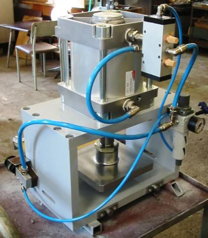 Пресс пневматический, пресс ручной рычажный, пресс гидравлический для вырубки образцов для лабораторных испытаний. Производитель